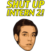 Shut-up-intern-2-face design