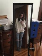 Ddf01767651aee7038f460665fdc6ced--bea-miller-style-casual-clothes