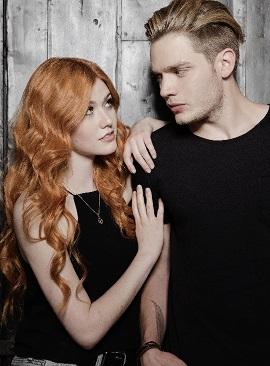 Fabian and Tiffany