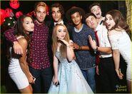 Promise, Austin, Breena, Logan and Tara