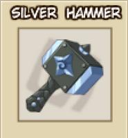 Hammer silver
