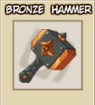 Hammer bronze