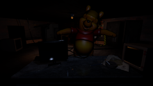 Pooh In Office0001
