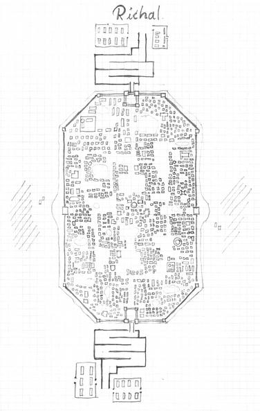 Myra-TdU-Richal-Stadtplan