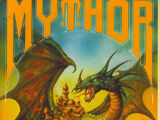 Mythor 034 - Drachenflug