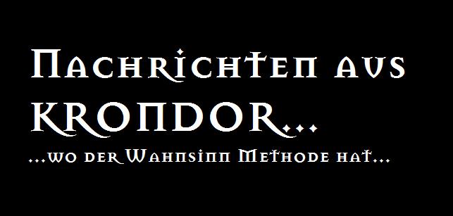 Nachrichten aus Krondor
