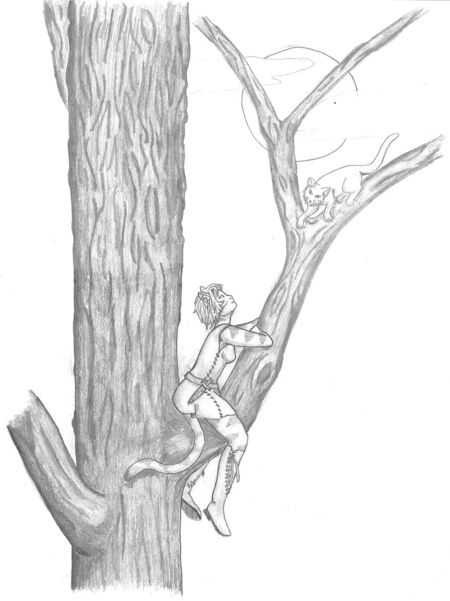 Aori-im-Baum