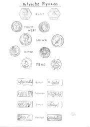 Actysche Münzen