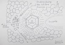 Ordensburg Weisses Kreuz