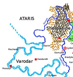 MachairanDyl Karte