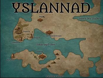 Yslannad