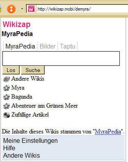 Wikizap-myrapedia