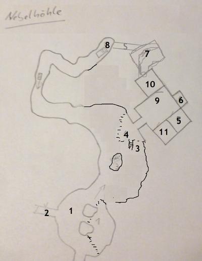 43802 Karte Nebelhöhle