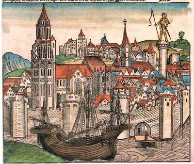 Stadt-Symbolbild