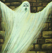 Medieval ghost