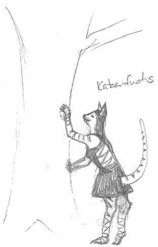 Katzenfuchs-Grau