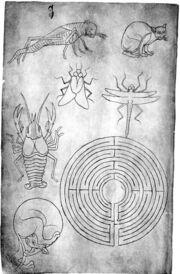 Labyrinth-Geheimnis