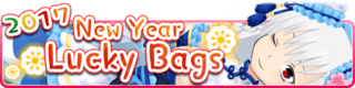 2017 Lucky Bags Banner