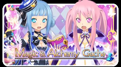 Magic & Alchemy Gacha Top