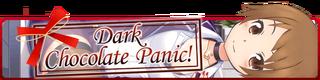 Dark Chocolate Panic banner