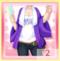 Idol Maniacs Purple
