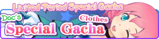 Doc's Special Gacha Clothes 2 Banner