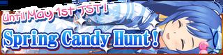 Spring Candy Hunt Banner