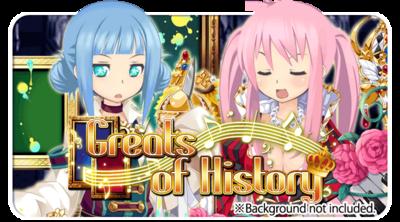 Greats of History Gacha Top
