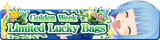 2014 Golden Week Lucky Bags Banner