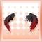 Feather Fantasia Crimson