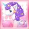 Dreamful Unicorn Purple