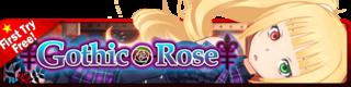 Gothic Rose Gacha banner