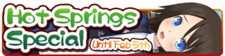 Hot Springs Special Banner
