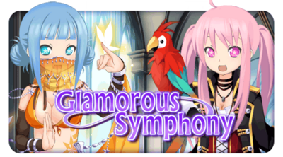 Glamorous Symphony Gacha Top