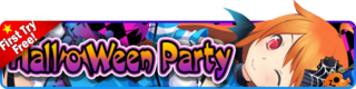 Halloween Party Gacha