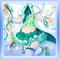 Magical Starlight Green