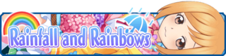 Rainfall and Rainbows banner