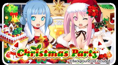Christmas Party Gacha Top