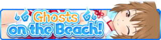 Ghosts on the Beach! banner