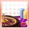 Roulette Table Purple