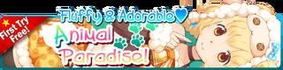 Animal Paradise Gacha Banner