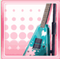 Punkish Electric Guitar Jadeite