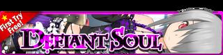 Defiant Soul Banner