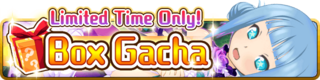 Box Gacha banner