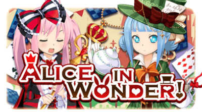 Alice in Wonder Gacha Top