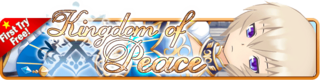 Kingdom of Peace Gacha banner
