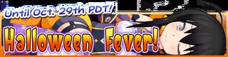 Halloween Fever! banner