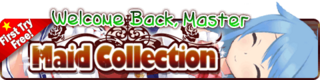 Maid Collection Banner