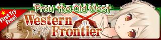 Western Frontier Gacha Banner