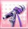 Idols Mic Purple
